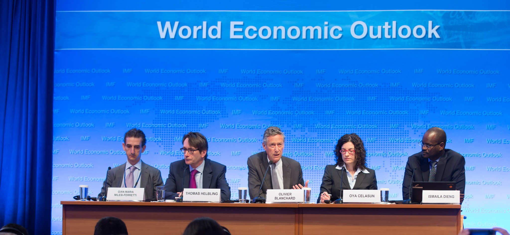 Une reprise mondiale inégale, des courants de fond complexes